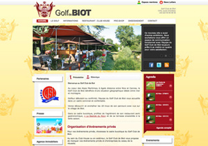 Vignette - Golf Club de Biot